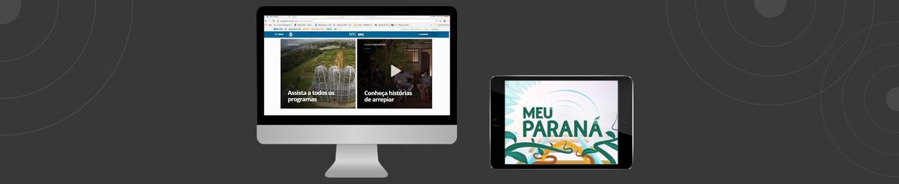 Meu Paraná na web