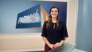 Quem comanda o jornal éFrancielle Lopes (foto), apresentadora do Paraná TV 1ª edição no Noroeste.