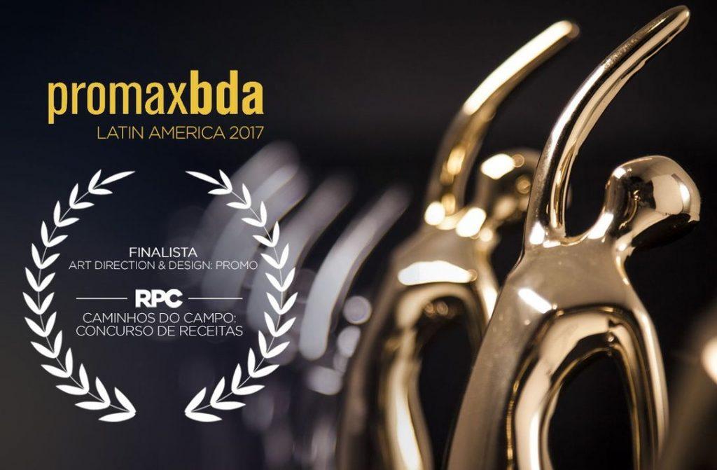 RPC finalista do PromaxBDA