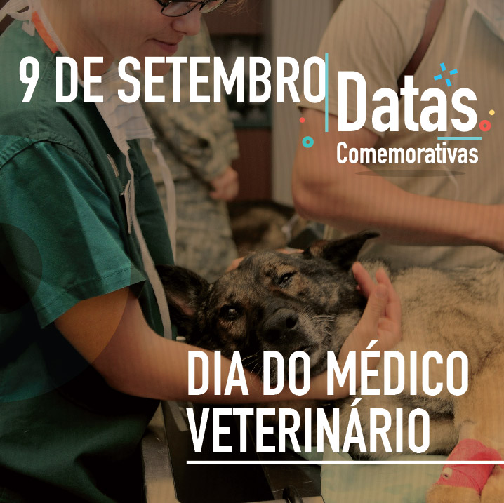 Dia do Médico Veterinário