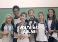 VOLTA ÀS AULAS! OPORTUNIDADE