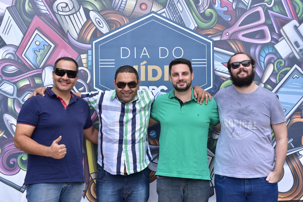 Dia do mídia RPC